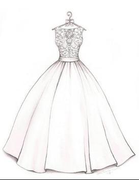 Wedding Dress Sketches poster