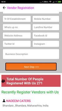WeddingFunction Online Service screenshot 2