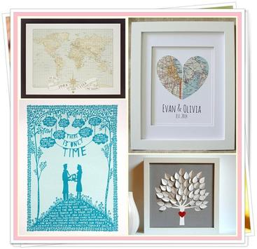 Wedding Gift Gallery Ideas poster