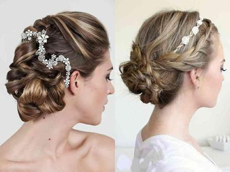 Wedding Hairstyle Ideas screenshot 1