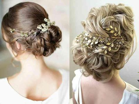 Wedding Hairstyle Ideas screenshot 2