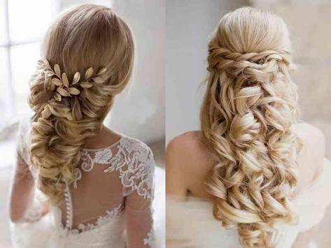 Wedding Hairstyle Ideas screenshot 3