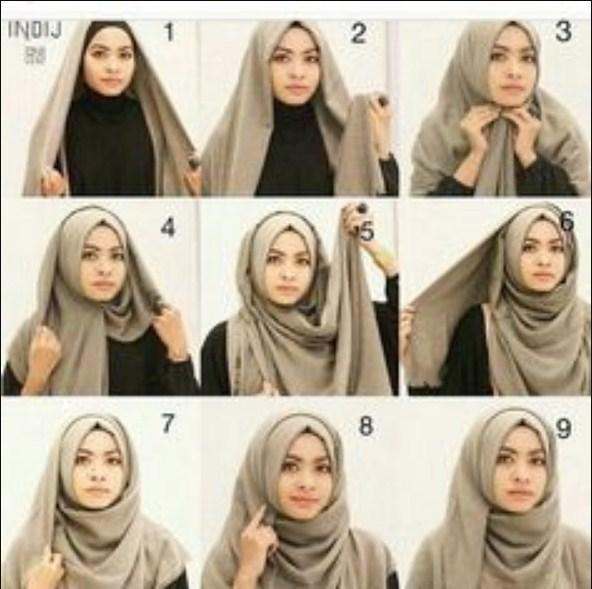 Tutorial Hijab Pernikahan For Android Apk Download