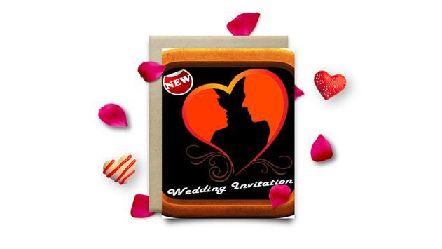 100+ Wedding Invitations Card Design App apk screenshot