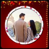 Wedding Love Photo Frame Effects icon