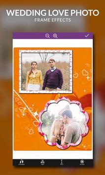 Wedding Love Photo Frame Effects screenshot 13