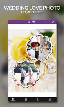 Wedding Love Photo Frame Effects screenshot 12