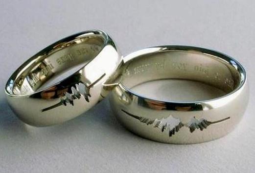 The Best Wedding Ring Design Apk Screenshot