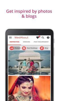 WedAbout Wedding Planning App apk screenshot