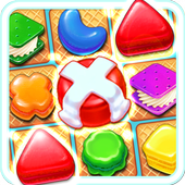 Candy Cookie: Match 3 Puzzle! icon