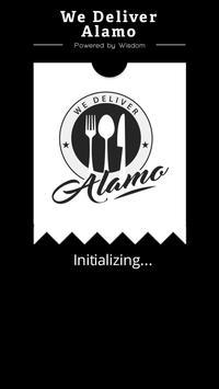 We Deliver Alamo poster