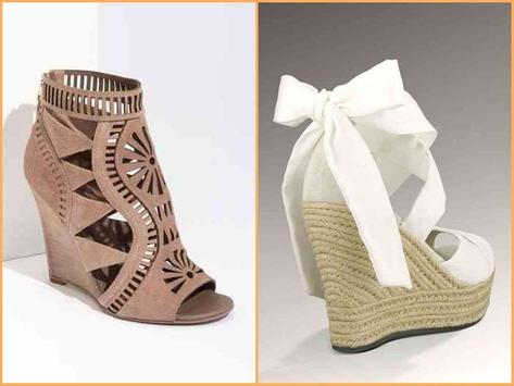 Wedges Shoe Designs apk screenshot