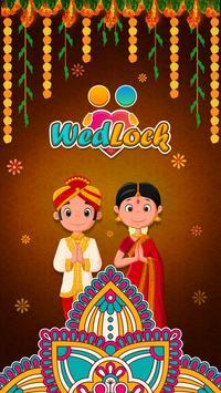 WedLock Sudhir ❤ Juli poster