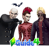 guide for sims 4 vampires icon