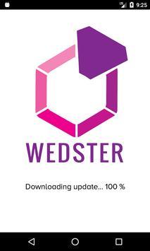 Wedster poster