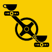 Cycle Cafe Finder icon
