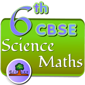 free 6th CBSE-Animted-Sci&Math icon