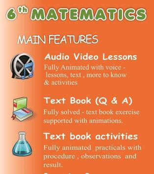 free 6th CBSE-Animted-Sci&Math screenshot 4