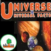 Universe & its facts-Eng&Hindi icon