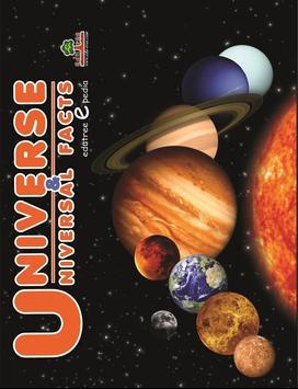 Universe & its facts-Eng&Hindi poster