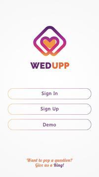 Wed Upp poster