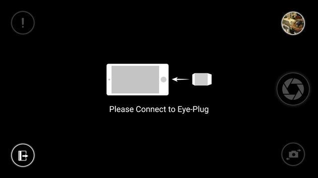Eye-Plug Photos apk screenshot