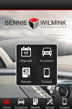 Bennie Wilmink Autobedrijven poster