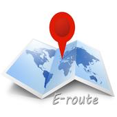 Info trafic icon