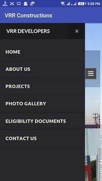 VRR CONSTRUCTIONS screenshot 1