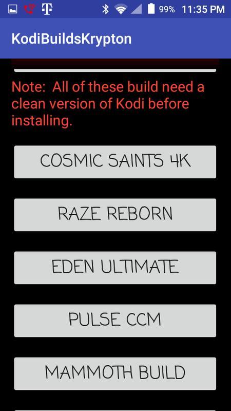 how to edit an apk with a kodi build