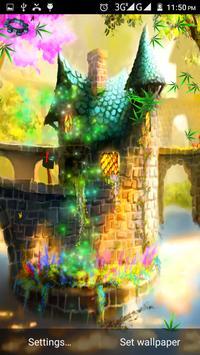 Green Weed HD Live Wallpaper screenshot 7