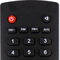 Remote Control For Weston TV