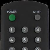 Remote Control For Zenith TV icon