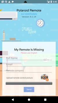 Remote Control For Polaroid TV screenshot 4
