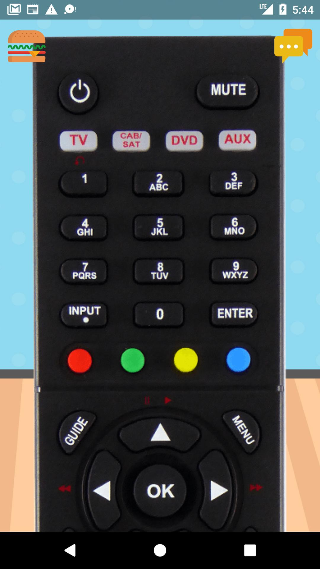 Remote Control For Polaroid TV for Android - APK Download