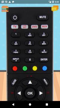 Remote Control For Polaroid TV poster