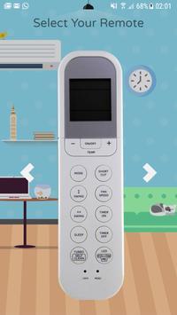 Universal AC Air conditioner Remote Control screenshot 7