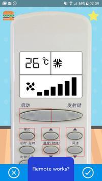 Universal AC Air conditioner Remote Control screenshot 14