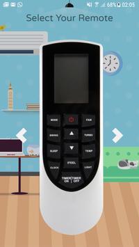 Universal AC Air conditioner Remote Control screenshot 19