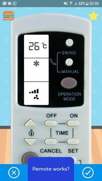 Universal AC Air conditioner Remote Control screenshot 20