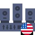 Universal Audio Receiver Remote Control