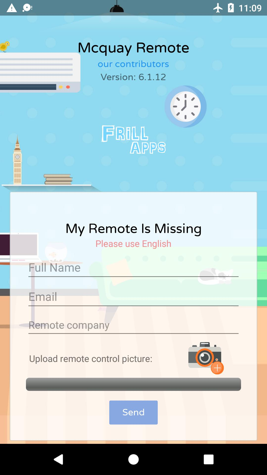 Remote Control For Mcquay Air Conditioner for Android - APK Download