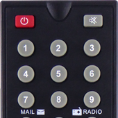 Remote Control For Act icon