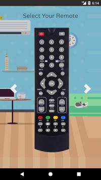 Remote Control For Act screenshot 3