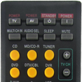 Remote Control For Yamaha