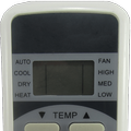 Remote Control For Blue Star Air Conditioner