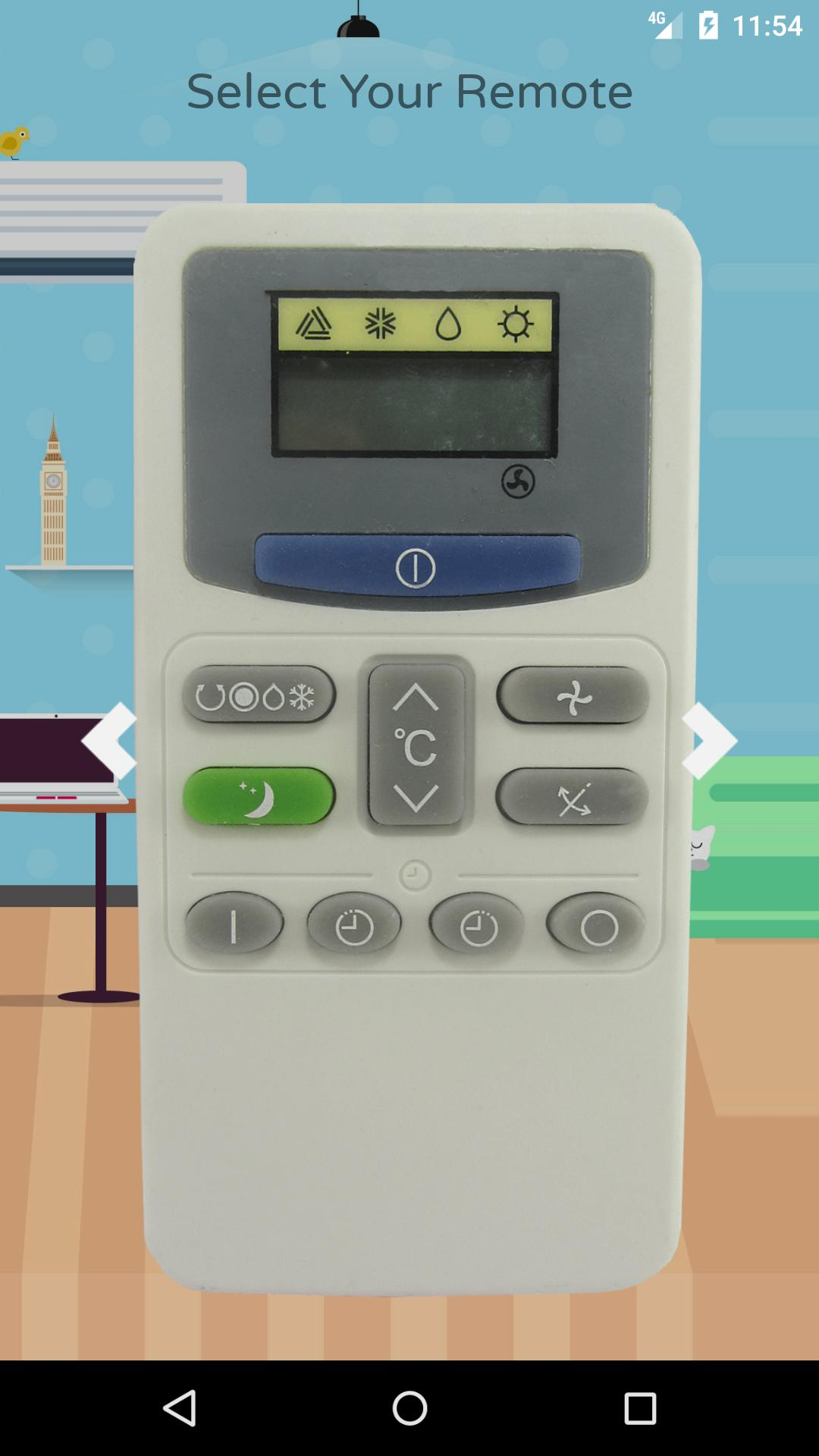 Remote Control For Hitachi Air Conditioner for Android - APK