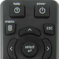 Remote Control For InFocus Projector