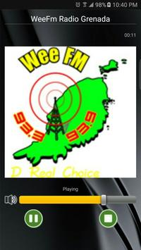 Wee FM Radio poster