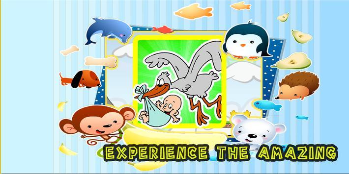 Stork's Jump Adventure apk screenshot